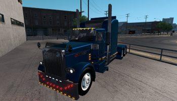 PETERBILT 379 ВЕРСИЯ 2.7 для American Truck Simulator