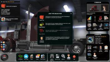 REFRESHED MENU ICONS V1.0 для American Truck Simulator