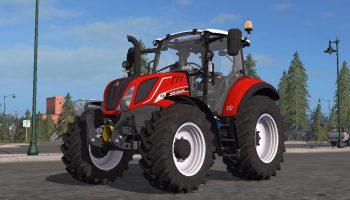 NEW HOLLAND T5120 FIAT CENTENARIO для Farming Simulator 2017