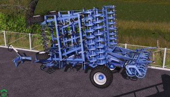 KOCKERLING ALLROUNDER PF750 для Farming Simulator 2017