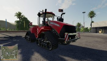 CASE IH QUADTRAC V 1.0 для Farming Simulator 2019