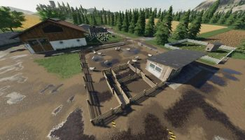 FELSBRUNN 2019 для Farming Simulator 2019
