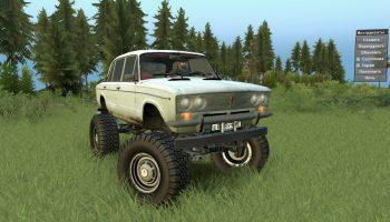 USSR BIGFUT PACK для Spin Tires