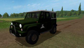 УАЗ-31519 для Farming Simulator 2017