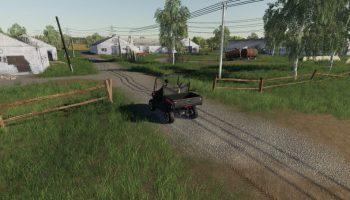 Балдейкино для Farming Simulator 2019