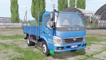 China KL WAW D3 v1.0 для Farming Simulator 2017