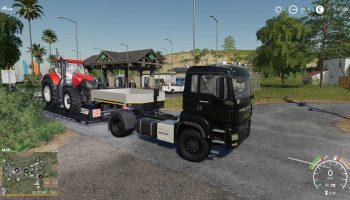 MAN TGS 18.500 для Farming Simulator 2019