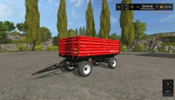 METAL-FACH 710/1 для Farming Simulator 2017