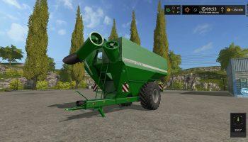 GUESTROWER GTU30 для Farming Simulator 2017