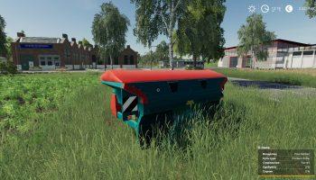 SULKY BUREL X40+ для Farming Simulator 2019