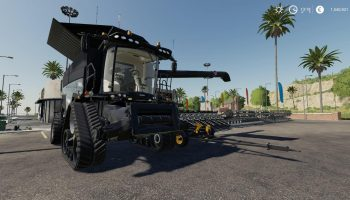 IDEAL COMBINE AND CUTTER PACK BY STEVIE для Farming Simulator 2019