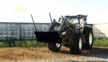 STOLL BALE FORK для Farming Simulator 2019