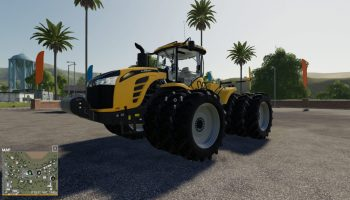 CHALLENGER MT900 V 1.0 для Farming Simulator 2019
