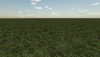 Чистая карта (Clean Map) FS19 v1.0 для Farming Simulator 2019