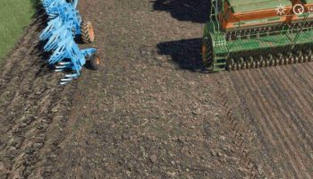 SOIL TEXTURES для Farming Simulator 2019