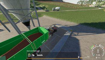 MATERIAL STORAGE SILO для Farming Simulator 2019