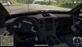 F350 SINGLE CAB DULLY для Farming Simulator 2019