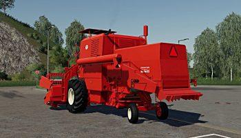 BIZON Z056 BY BARTEK90256 для Farming Simulator 2019