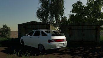 ВАЗ-2112 для Farming Simulator 2019