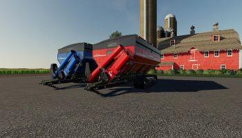 Elmers MFG Haul Master v1.0 FS19 для Farming Simulator 2019