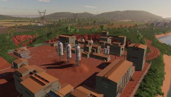 Estancia Lapacho v1.0.1.0 FS19 для Farming Simulator 2019