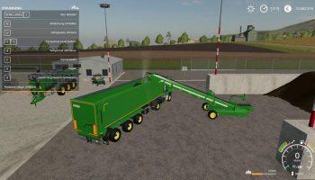 Grimme SL8022 OY MP v19.5 FS19 для Farming Simulator 2019
