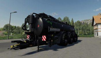 Raptor Carbon 42000 v1.3.0.0 для Farming Simulator 2019