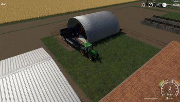 Root Crop Storage v1.0 FS19 для Farming Simulator 2019