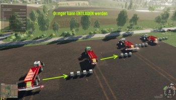 Bredal K VSB v1.0.2 FS19 для Farming Simulator 2019