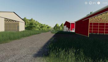 Hardin County Kentucky v2.0 для Farming Simulator 2019