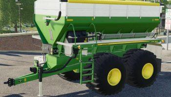 John Deere DN345 v1.1 FS19 для Farming Simulator 2019