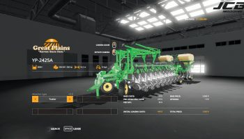 YP-2425A MultiFruit v 1.0 для Farming Simulator 2019