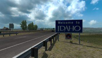 Обзор игры American Truck Simulator Idaho для American Truck Simulator